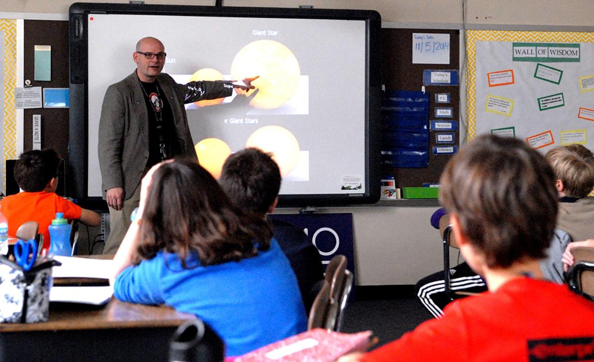 Pilot Program with DC Public Schools CREDIT: Museum of Science Fiction