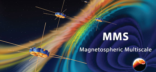 MMS Magnetospheric Multiscale