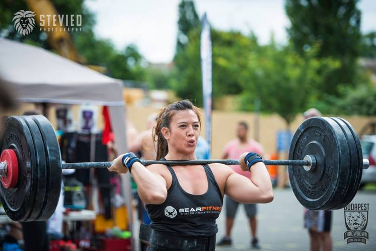 Manila Pennacchio - CrossFit Athlete | The SunWod