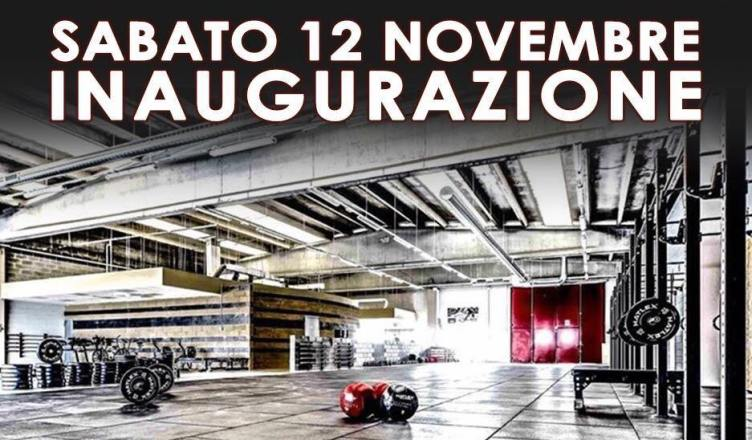 Inaugurazione box CrossFit H2O Carpenedolo | The SunWod