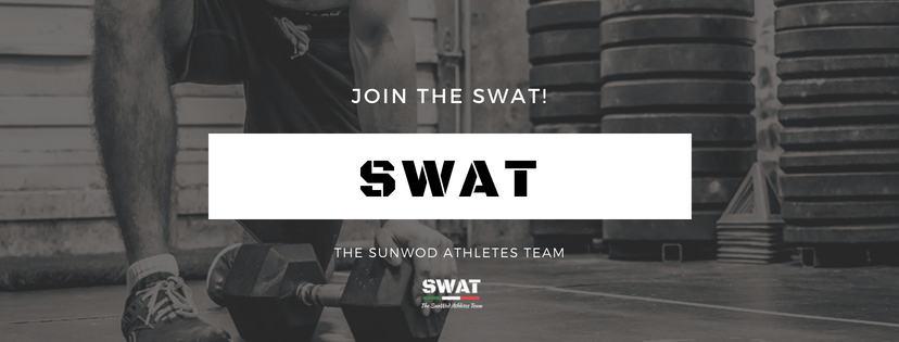 SWAT - The SunWod Athletes Team