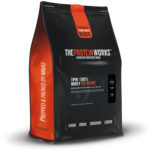 100% WHEY TPW™ EXTREME THE PROTEIN WORKS
