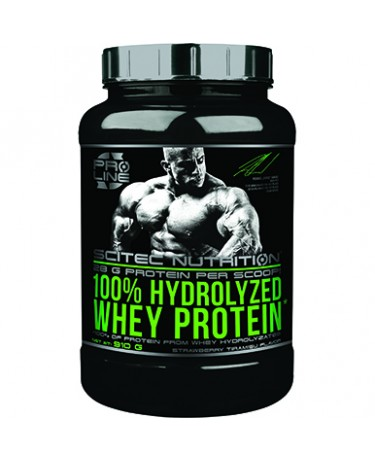 SCITEC NUTRITION PRO LINE 100% HYDROLIZED WHEY PROTEIN 910g