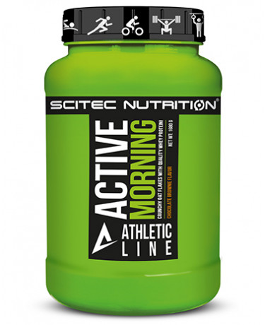 ATHLETIC LINE ACTIVE MORNING 1680g SCITEC