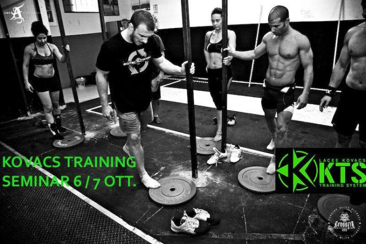 Lacee Kovacs Training Seminar presso CrossFit 091 Palermo | The SunWod