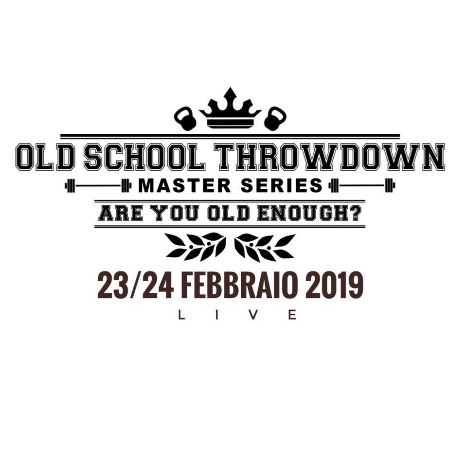 Old School Throwdown - Ferrara, Italia - CrossFit master competition | The SunWod - viaggi e alloggi