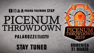 Picenum Throwdown 2019 - fitness competition - Ascoli Piceno | The SunWod - viaggi e alloggi