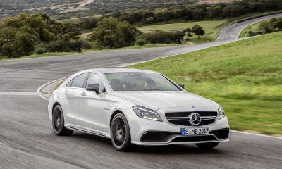 2015 Mercedes-Benz CLS-Class