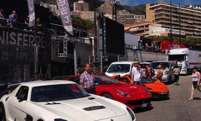 Drive in Monaco