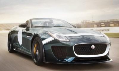 Jaguar F-Type Project 7-1