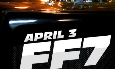 Fast & the Furious 7 poster