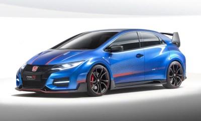 2015 Honda Civic Type R Concept front image