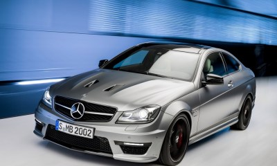 Mercedes-Benz C63 AMG 507 edition