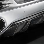 Audi R8 Competition carbon rear diffuser