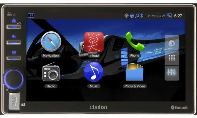 Clarion AX1 Android Based Car Stereo system