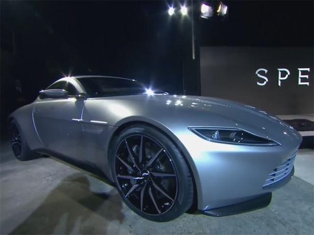 Aston Martin DB10 front