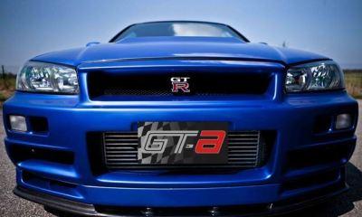 Paul Walker Nissan Skyline GTR