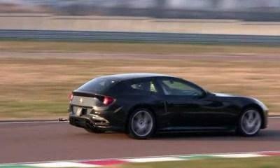 2016 Ferrari FF M test mule