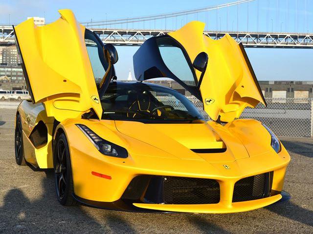 Google VP Ferrari LaFerrari -1
