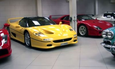 arab supercar collection
