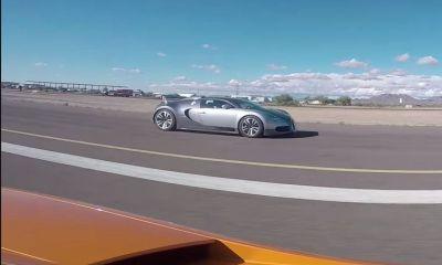 UGR Lamborghini Gallardo vs Bugatti Veyron