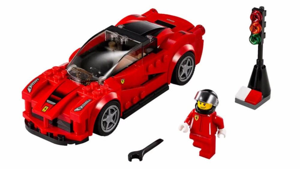LEGO LaFerrari