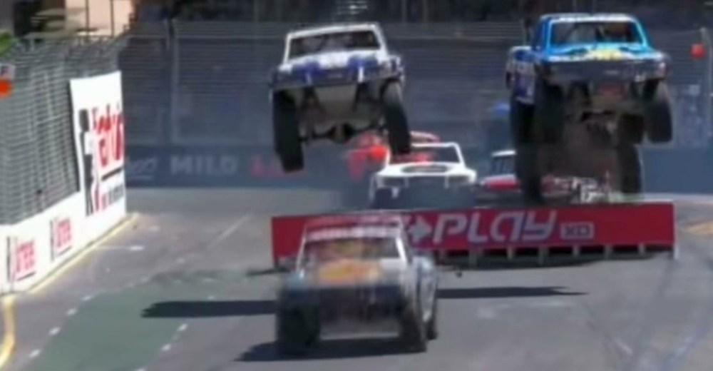 Super Trucks in Adelaide