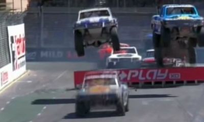 Super Trucks in Adelaide