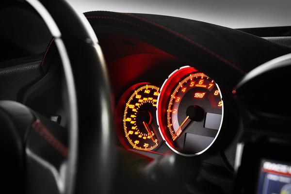 Subaru BRZ STI Performance Concept