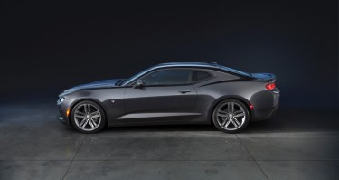 2016 Chevrolet Camaro RS launch 3