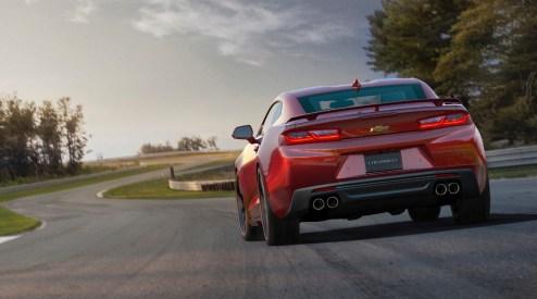 2016 Chevrolet Camaro launch 7