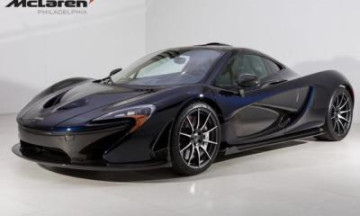 Mclaren P1 for sale in USA