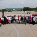 Lamborghini customer track day at Autobahn Raceway 2