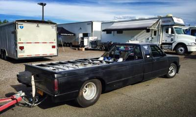 Twin Turbo Chevy S10 WTF Truck 1