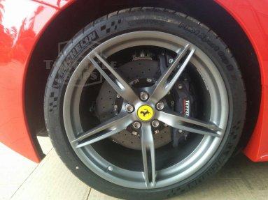 Ferrari 458 Speciale India