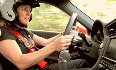 Porsche 911 GT3 Review by Sabine Schmitz