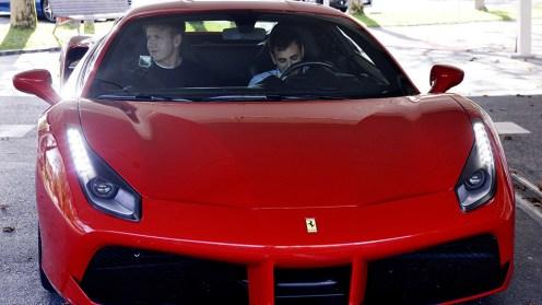 Gordon Ramsay at Ferrari -2