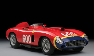 1956 Ferrari 290 MM- RM Auctions 2015