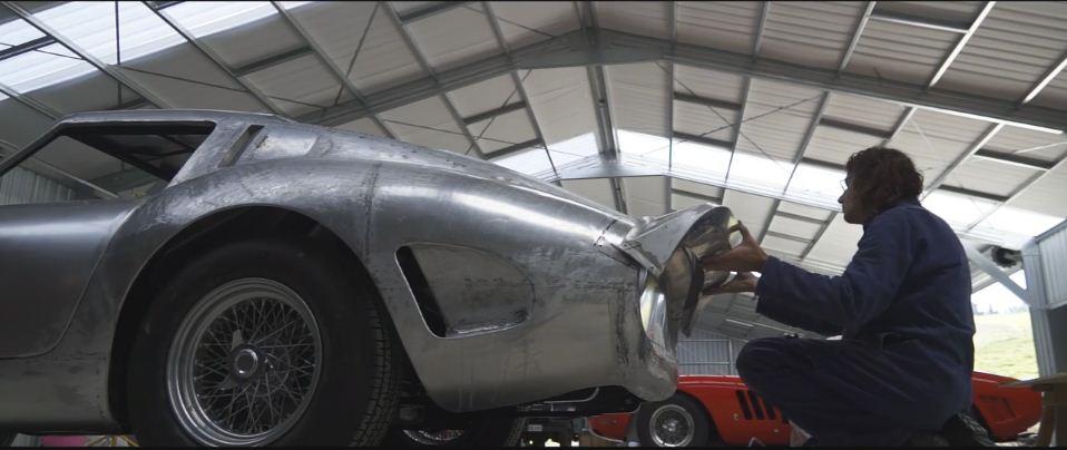 1962 Ferrari 250 GTO replica-1