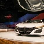 Acura NSX- 2016 Detroit Auto Show-1