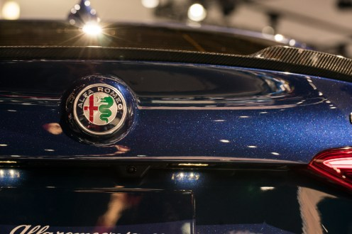 Alfa Romeo Giulia- 2016 Detroit Auto Show-8