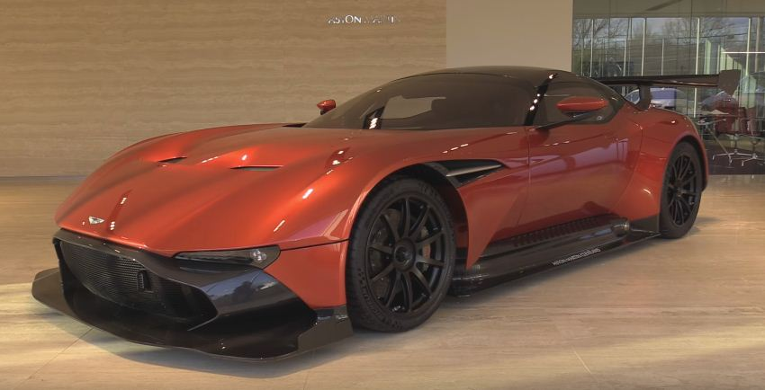 aston martin vulcan for sale in the us. Black Bedroom Furniture Sets. Home Design Ideas