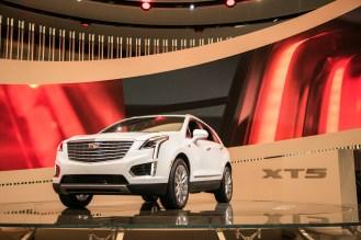 Cadillac XTS- 2016 Detroit Auto Show