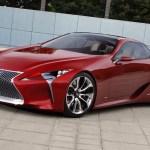 Lexus LF LC Concept