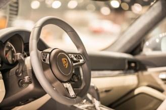 Porsche 911 Turbo- 2016 Detroit Auto Show-4