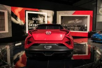 Scion C-HR Concept- 2016 Detroit Auto Show-1