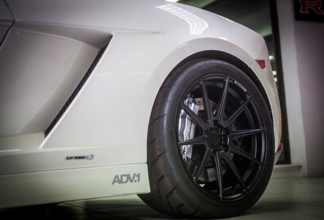 UGR Lamborghini Gallardo with 2200 hp for sale in the UK