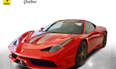 2015 Ferrari 458 Speciale for sale in Canada-1