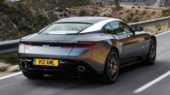 Aston Martin DB11- 2016 Geneva Motor Show-11