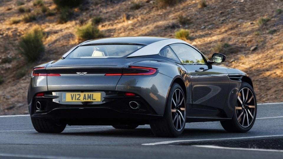 Aston Martin DB11- 2016 Geneva Motor Show-3